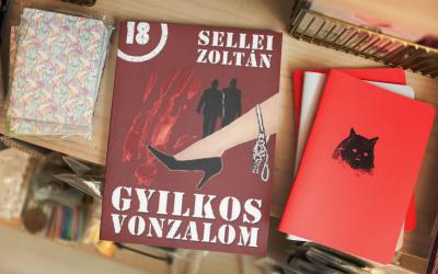 Interjú Sellei Zoltánnal, a Gyilkos vonzalom szerzőjével